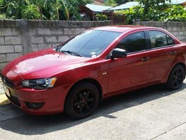 Selling Mitsubishi Lancer Ex 2011 at 60000 km in Quezon City