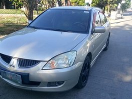 Sell 2nd Hand 2005 Mitsubishi Lancer at 130000 km in San Rafael