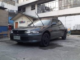 Selling Mitsubishi Lancer 1995 Manual Gasoline at 130000 km in San Fernando