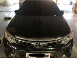 Selling Toyota Camry 2016 Automatic Gasoline in Parañaque