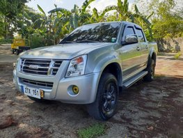 2nd Hand Isuzu D-Max 2009 Automatic Diesel for sale in Calamba