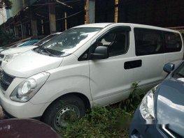 Sell White 2014 Hyundai Grand Starex in Makati