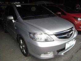 Sell Silver 2007 Honda City at 66365 km in Pasig City