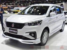 Selling Brand New Suzuki Ertiga 2019 Manual Gasoline in Makati