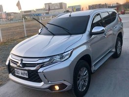 2nd Hand Mitsubishi Montero 2016 for sale in Parañaque
