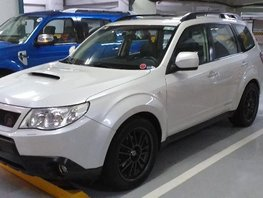 Selling Subaru Forester 2010 in Las Piñas