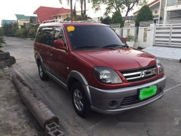 Selling Red Mitsubishi Adventure 2013