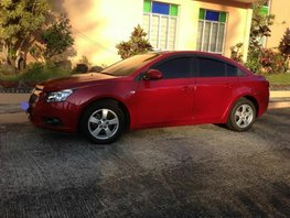 Selling 2nd Hand Chevrolet Cruze 2011 Manual Gasoline at 50000 km in Parañaque