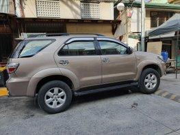 Beige Suv 2009 Toyota Fortuner for sale