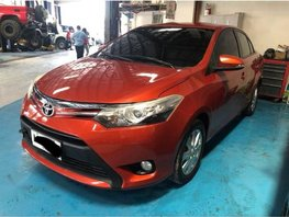 Selling 2nd Hand Toyota Vios 2014 in Mandaue