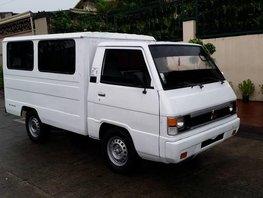 Selling Mitsubishi L300 1997 Manual Diesel in Pangil