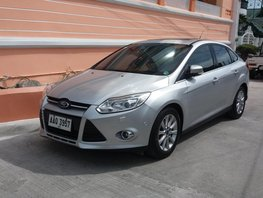 Sell Silver 2014 Ford Focus at 41000 km in Parañaque