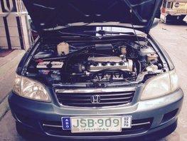 Honda City 2001 Manual Gasoline for sale in Pasay