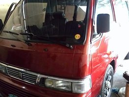Selling 2nd Hand Nissan Urvan Escapade 2005 Manual Diesel at 130000 km in Lucena