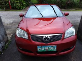 2nd Hand Toyota Vios 2006 Manual for sale
