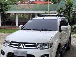 Sell 2014 Mitsubishi Montero Sport Manual Diesel in Cebu City