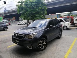 Selling 2nd Hand Subaru Forester 2016 Automatic Gasoline in Parañaque