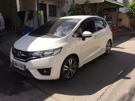 Selling Honda Jazz 2015 Automatic Gasoline in Dasmariñas