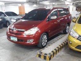 Sell 2nd Hand 2008 Toyota Innova Manual Diesel at 130000 km in Cagayan de Oro
