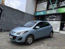 Selling Mazda 2 2014 Manual Gasoline in Pasig