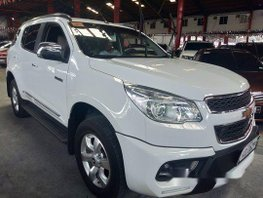 Sell White 2016 Chevrolet Trailblazer in Quezon City
