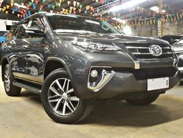 2nd Hand 2017 Toyota Fortuner Automatic Diesel for sale