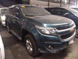 Sell Blue 2017 Chevrolet Trailblazer at 61000 km in Makati