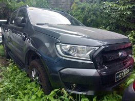 Grey Ford Ranger 2018 at 29000 km for sale in Makati
