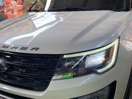Selling Ford Explorer 2018 Automatic Gasoline in Davao City