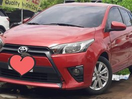 2nd Hand Toyota Yaris 2014 Automatic Gasoline for sale in Antipolo