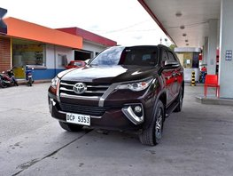 Selling Toyota Fortuner 2017 at 20000 km in Lemery