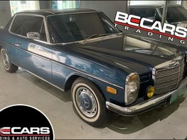 Selling 2nd Hand Mercedes-Benz 280 1974 in Quezon City