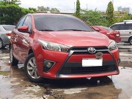 2nd Hand Toyota Yaris 2014 for sale in Makati