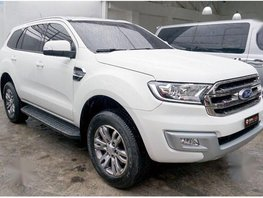 Selling 2nd Hand Ford Everest 2016 in Quezon City