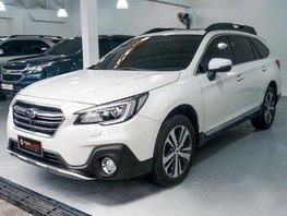 Selling 2nd Hand Subaru Outback 2019 Automatic Gasoline at 3000 km in Quezon City