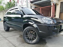 2nd Hand Hyundai Tucson 2009 for sale in Angeles