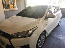 2nd Hand Toyota Yaris 2014 for sale in Parañaque