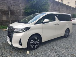 Selling Toyota Alphard 2019 in Quezon City