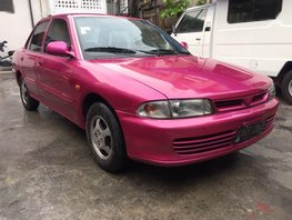 Mitsubishi Lancer 1996 Manual Gasoline for sale in Valenzuela