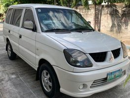 Selling 2nd Hand Mitsubishi Adventure 2008 in Taguig