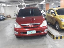 Sell 2nd Hand 2008 Toyota Innova at 130000 km in Cagayan de Oro