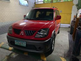 Selling Mitsubishi Adventure 2008 Manual Diesel in Quezon City