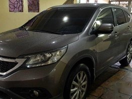 Honda Cr-V 2014 at 62500 km for sale in Marikina
