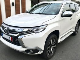 2nd Hand Mitsubishi Montero 2016 Automatic Diesel for sale in Taguig