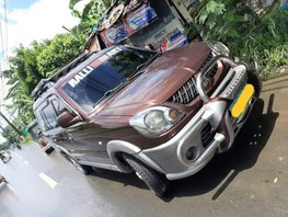 2nd Hand Mitsubishi Adventure 2008 Manual Diesel for sale in Trece Martires
