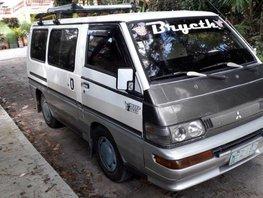 Selling Mitsubishi L300 2019 Manual Gasoline in Cuenca
