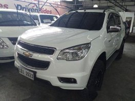 Selling White Chevrolet Trailblazer 2016 at 41228 km in Quezon City