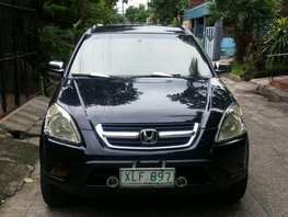 Selling 2nd Hand Honda Cr-V 2004 in Meycauayan
