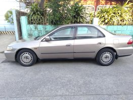 2nd Hand Honda Accord 1999 for sale in Quezon City