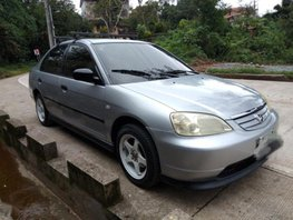 Selling 2nd Hand Honda Civic 2001 in Manila